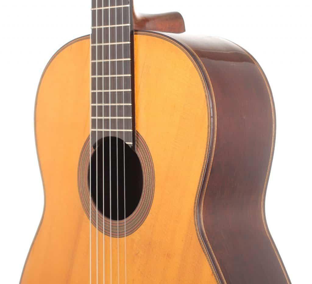 breyer guitar